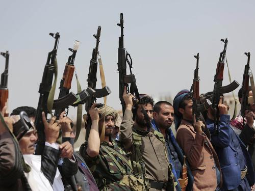 Konflikt v Jemene neutícha
