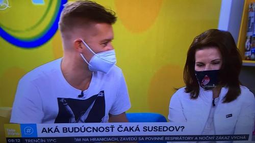 Viki Ráková a Andy