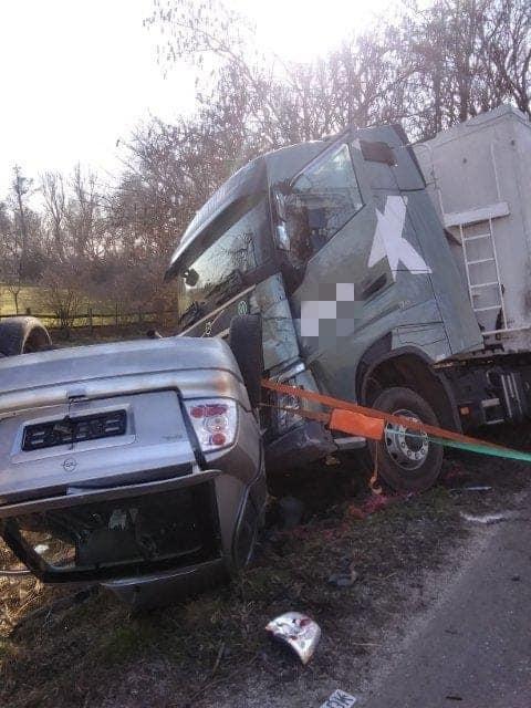 Pri nehode došlo k