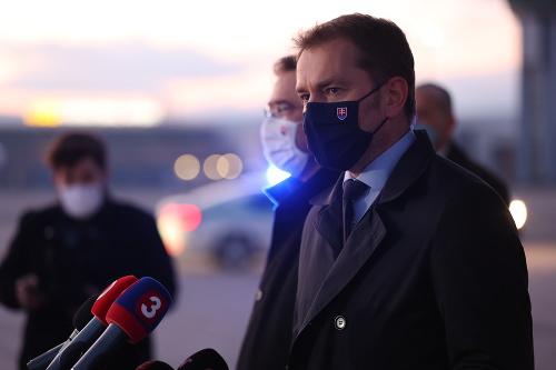 KORONAVÍRUS Marek Krajčí má
