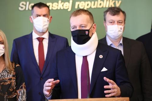 Vyhlásenie Borisa Kollára a
