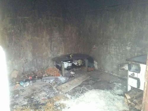FOTO Pri požiari v