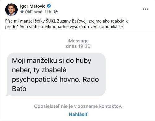 VIDEO Tlačovka Matoviča k
