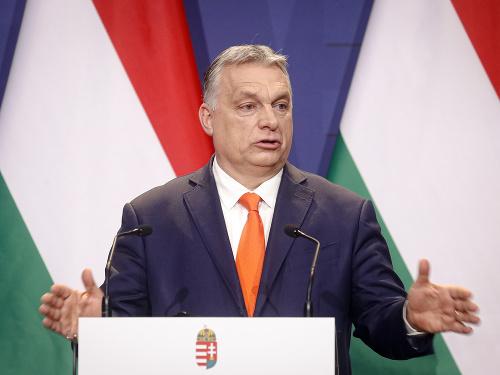 Predseda maďarskej vlády Viktor