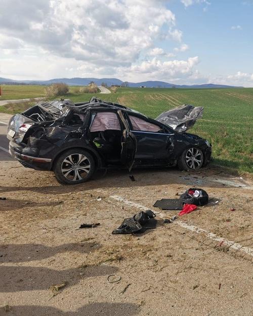 Pri nehode zomreli dve