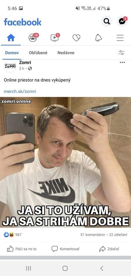 Andrej Danko opäť zabáva