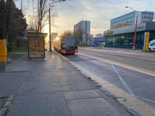 FOTO Štrajk v Bratislave