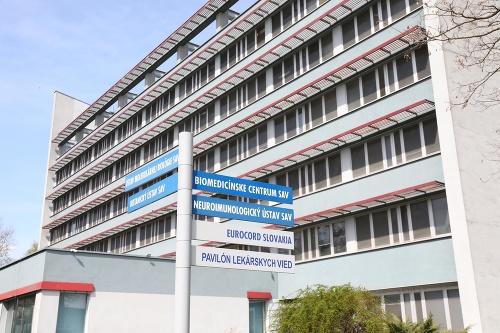 Biomedicínske centrum SAV