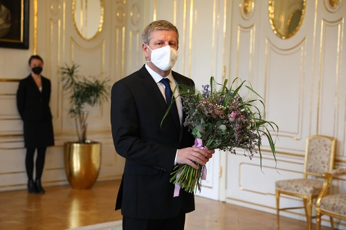 TRAPAS v prezidentskom paláci!