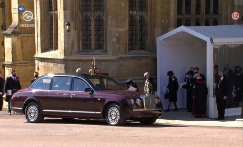 Pohreb princa Philipa (†99)