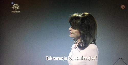 Mária Reháková na BMD.