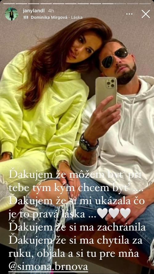 FOTO Nový pár v
