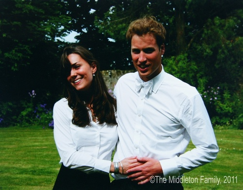 FOTO Kate a Williama