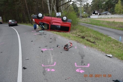 Zrážka dvoch áut pri