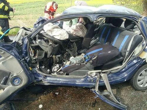 Tragická opravná nehoda v