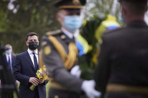 VIDEO Ukrajinský prezident si