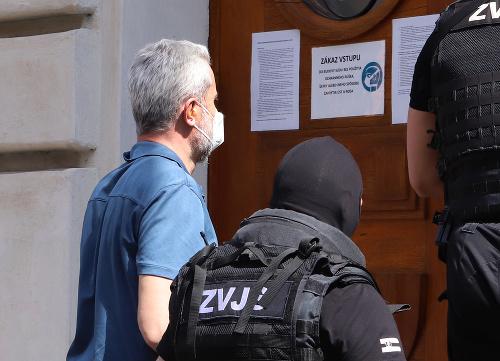 AKTUÁLNE Policajný exprezident Tibor