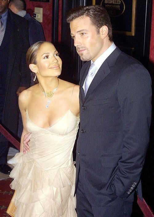 Jennifer Lopez a Ben