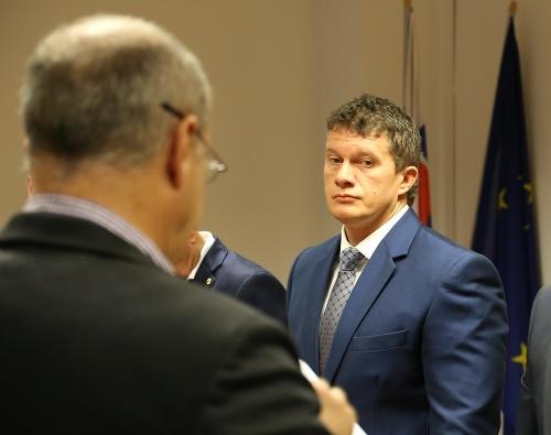 AKTUÁLNE Šéf NAKA Branislav