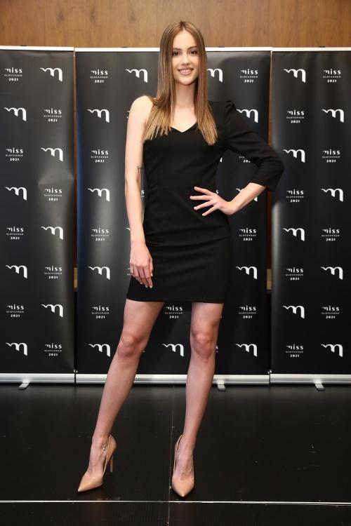Finalistky Miss Slovensko 2021: