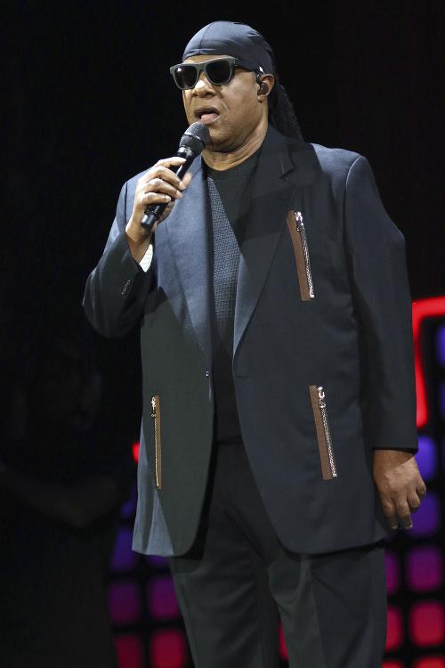 Slávny Stevie Wonder: Viete,