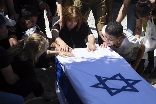 MIMORIADNE V Izraeli rušia
