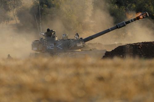 Izraelská armáda na okraji