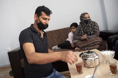 FOTO Príbeh sýrskej rodiny