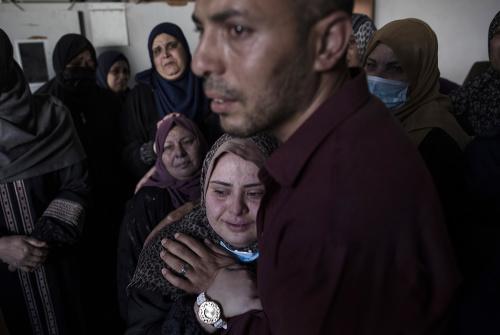 Situácia v Pásme Gazy
