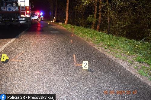 FOTO Tragická dopravná nehoda: