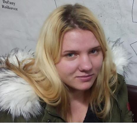 Karolína Górová
