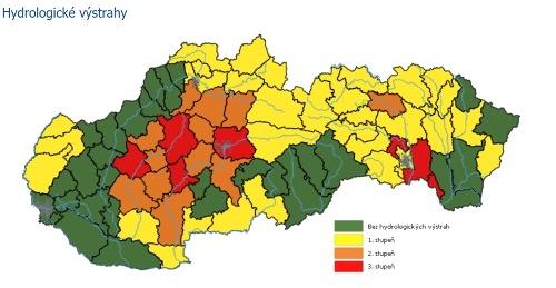Povodne na Slovensku! VIDEO