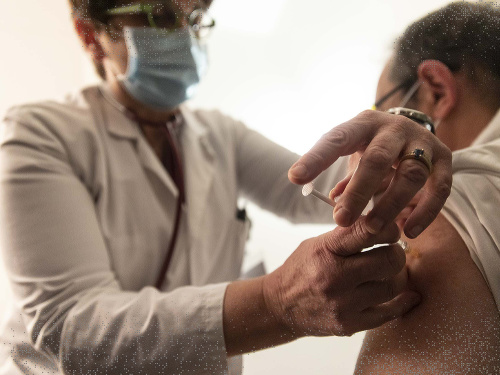 Očkovanie vo Francúzsku