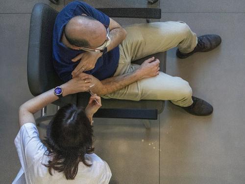 V Izraeli spustili očkovanie