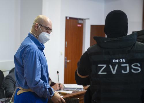 Pavol Rusko na súde.