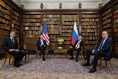 Historická schôdzka najmocnejších mužov