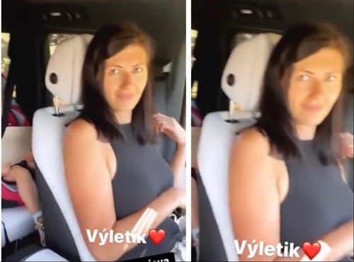 Zuzana Plačková ukázala svoju