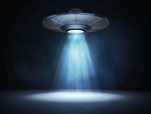 Tajná správa o UFO
