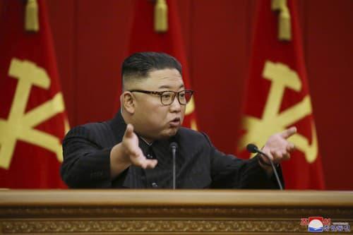 Kim Čong-un sa s