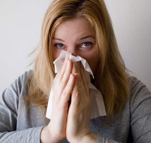 Najčastejšie príznaky nákazy KORONAVÍRUSU