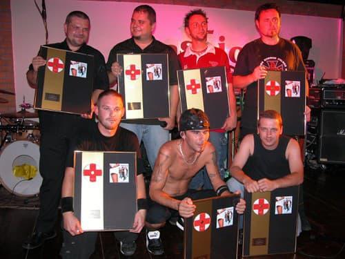 Skupina Desmond so Zlatými