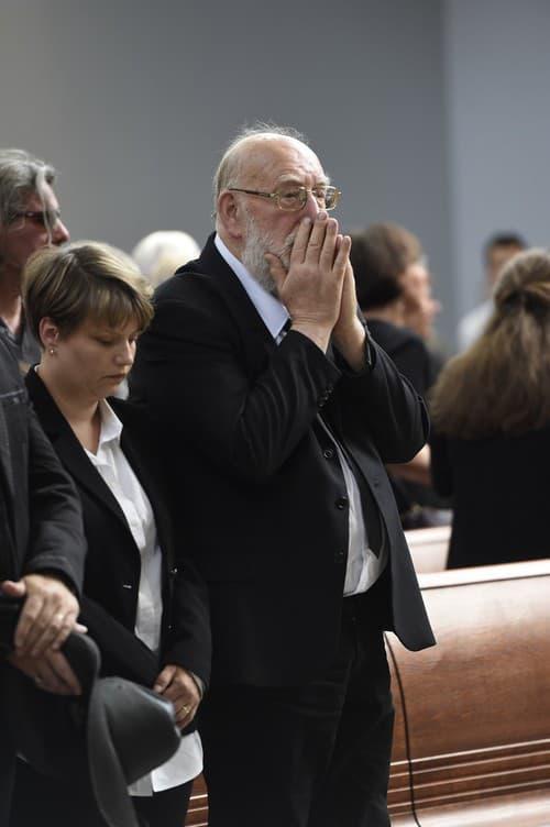 Pohreb Františka Nedvěda (†73):