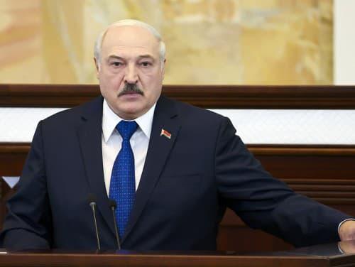 Muža, ktorý v Bielorusku