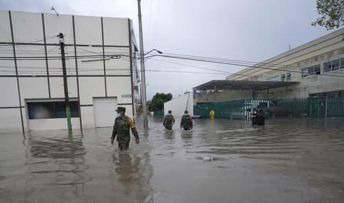 VIDEO Ťažko skúšané Mexiko: