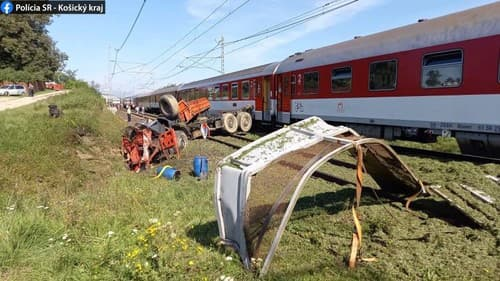 A menacing collision between the express train and the Tatra Mountains: They calculated the damage!  The amount your head spins