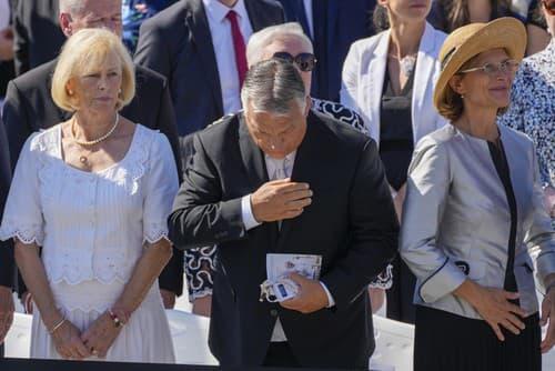 Návšteva pápeža v Maďarsku