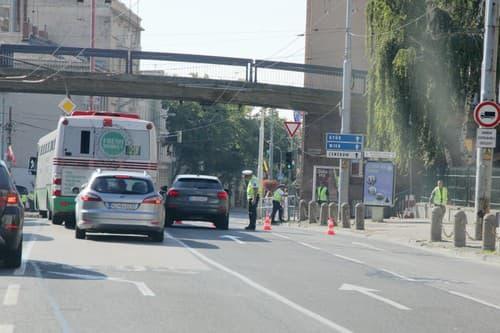 Bratislava pripomína mesto duchov: