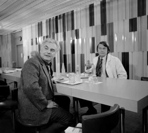 Petr Haničinec a Josef