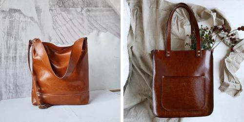 Kvalitné kožené kabelky v