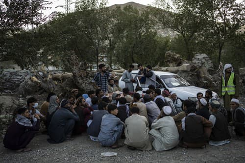 Situácia v Afganistane